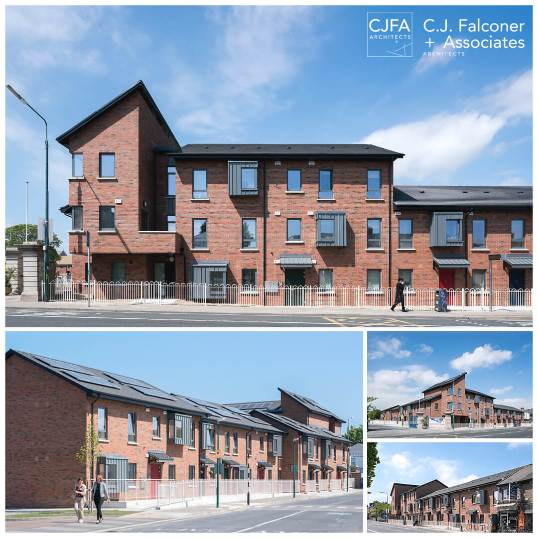 Cjfa Blog 5 Harolds Cross Dublin Residential Housing Project