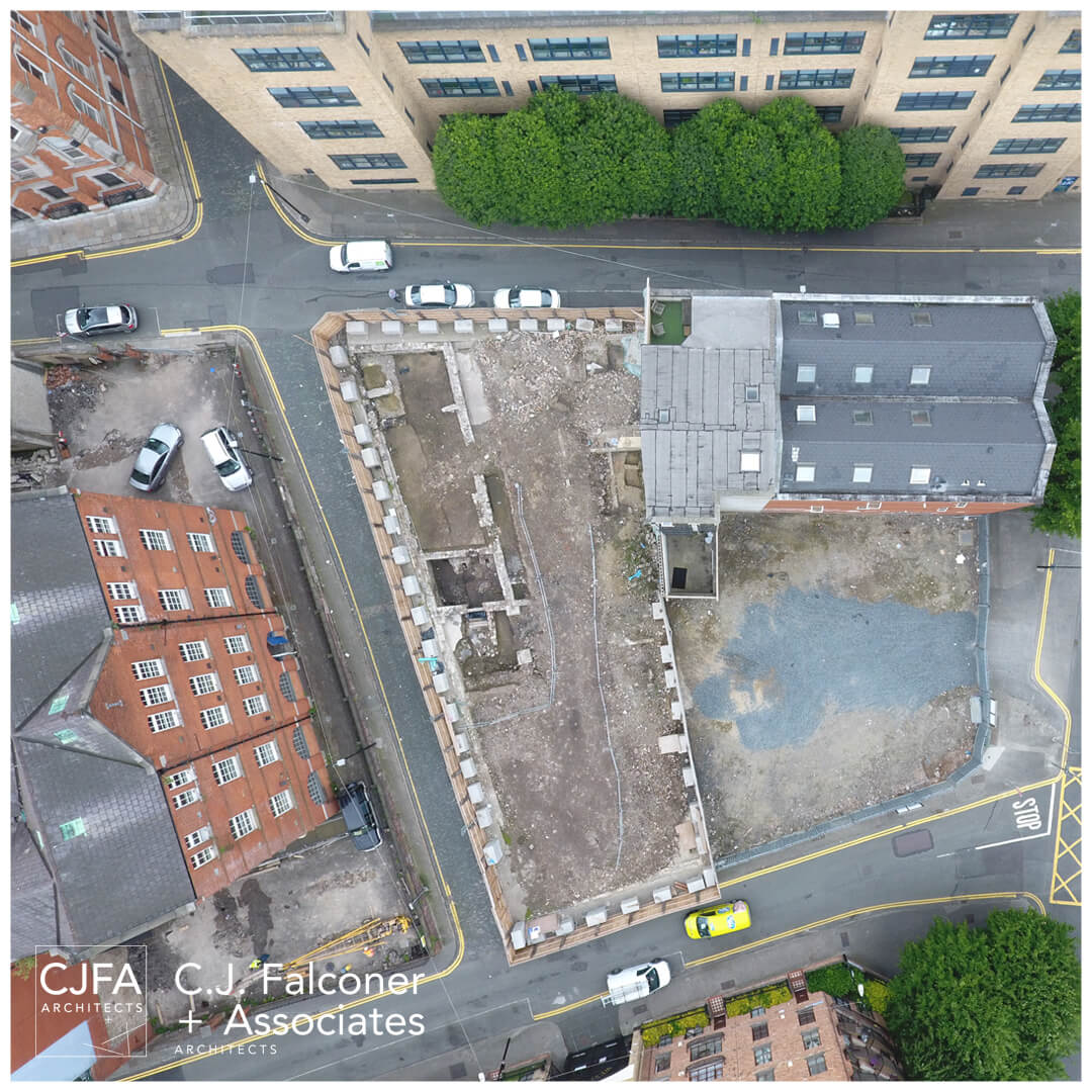 Cjfa Blog 6 Johns Lane West Residential Housing Project