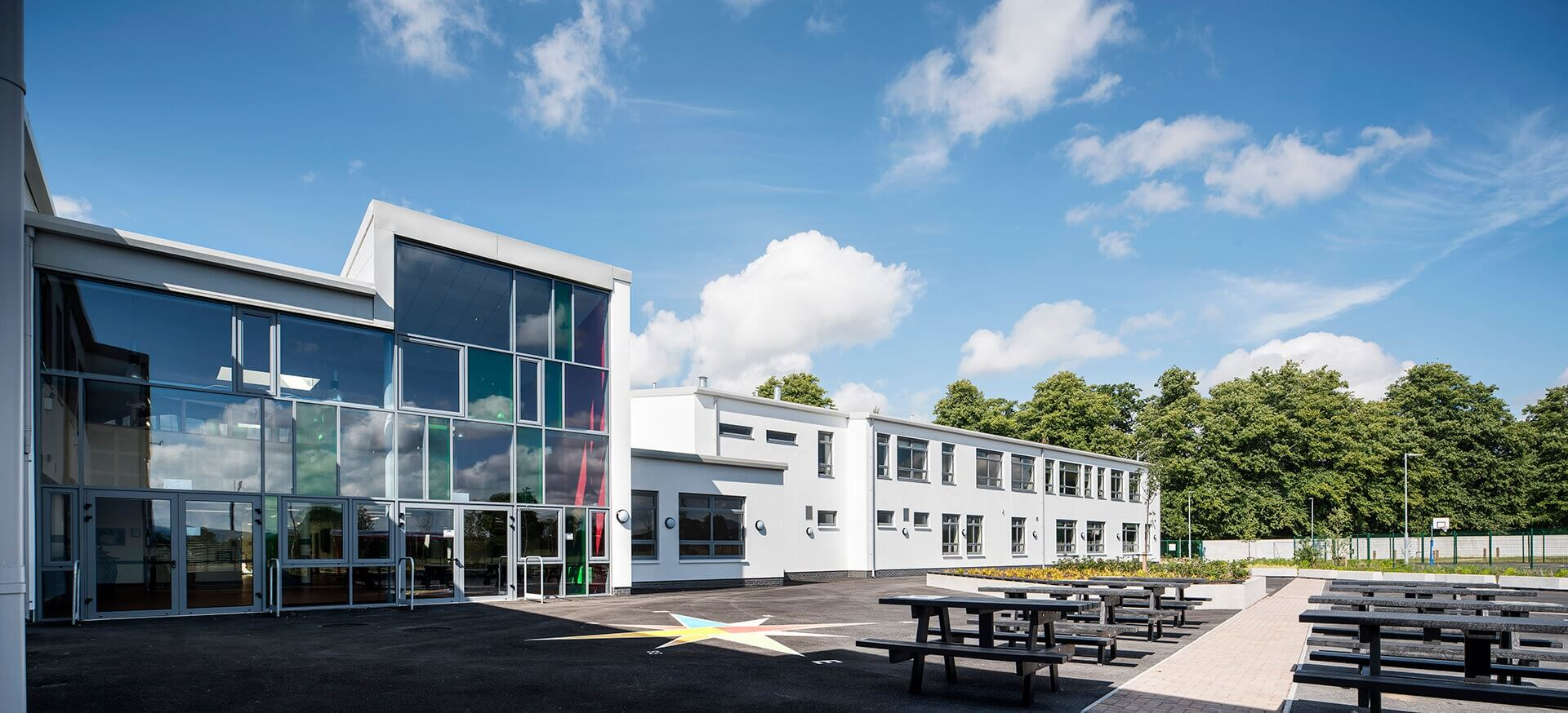 Comeragh College, Carrick-on-Suir, Tipperary - BAM Schools Bundle 4 PPP