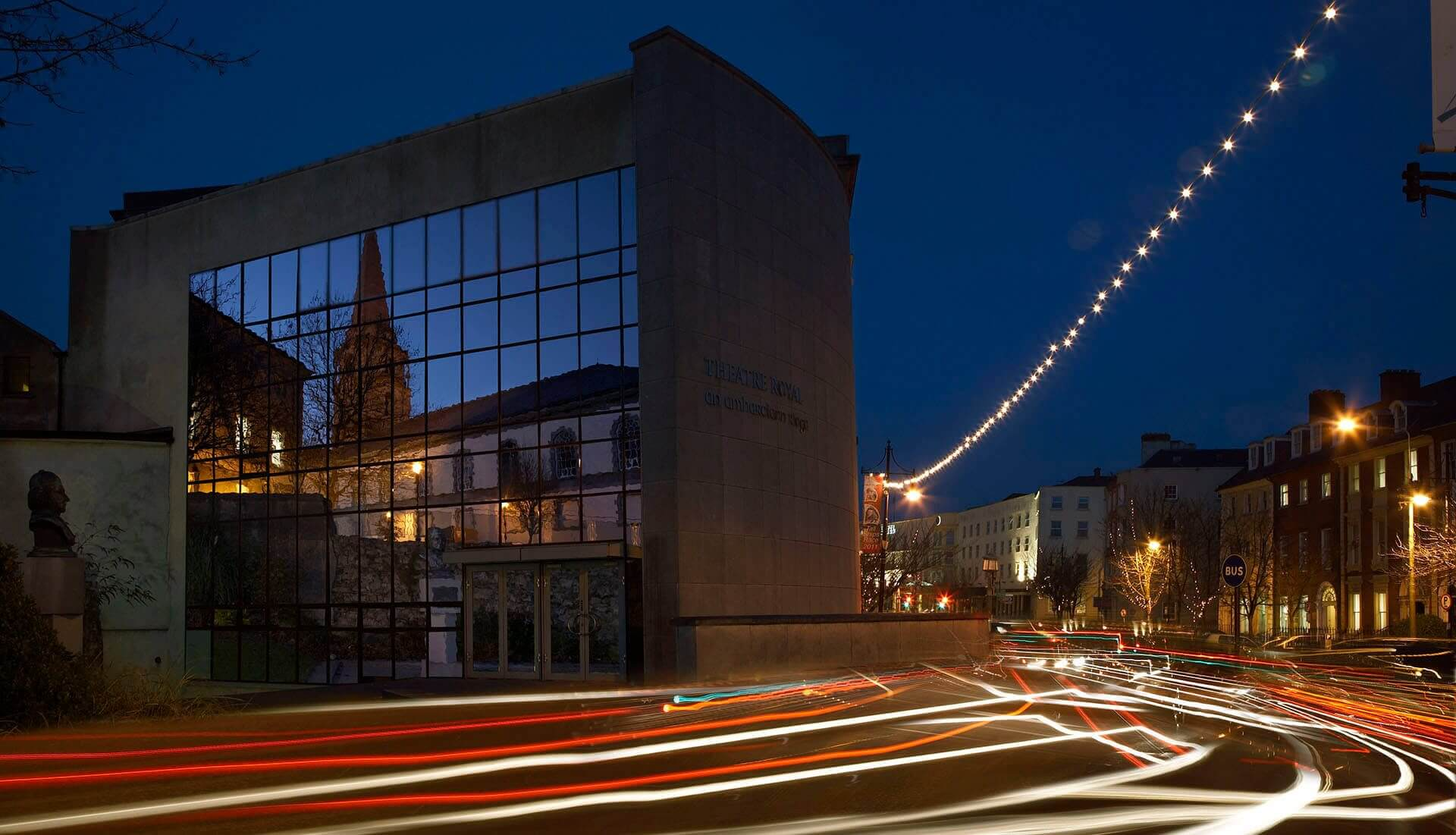 Theatre Royal, & Waterford City Hall, The Mall, Co. Waterford, Ireland