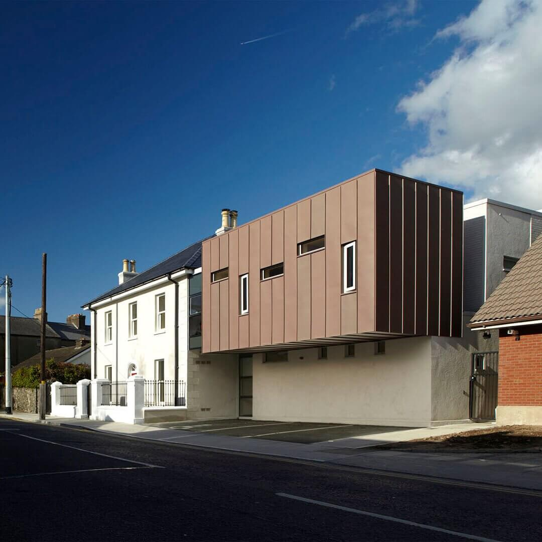 Conservation Regeneration Residential Cjfa Architecture Svp Mc Gwire House Waterford Square