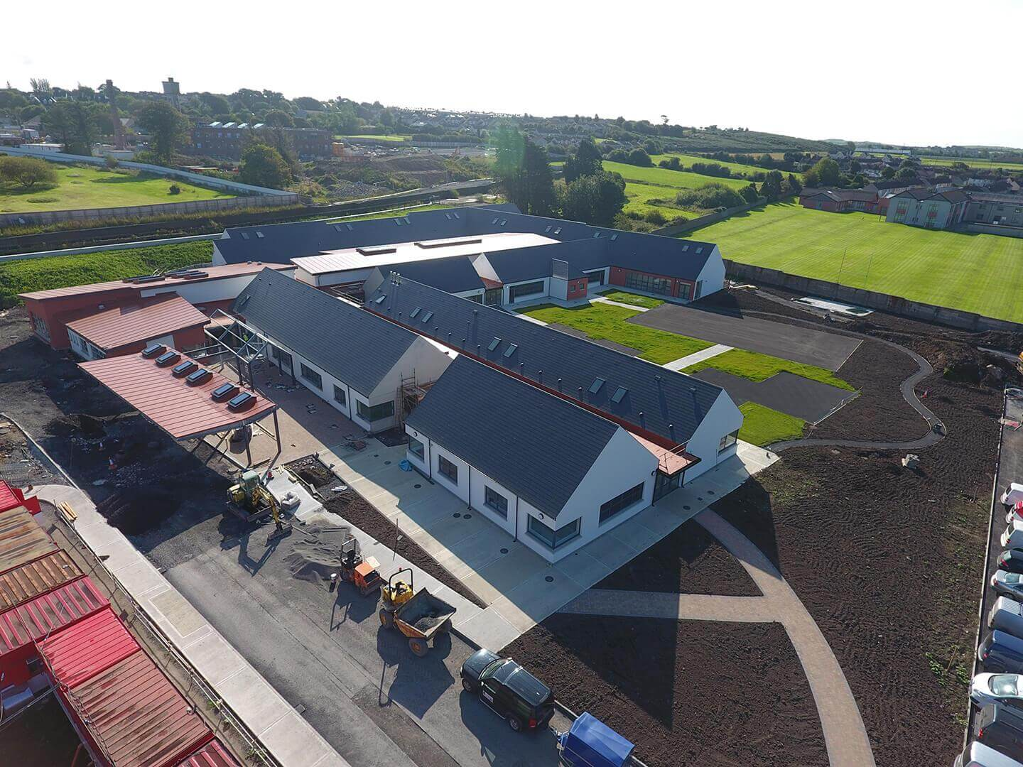 New St. Martin's Special School, Ballytruckle, Co. Waterford