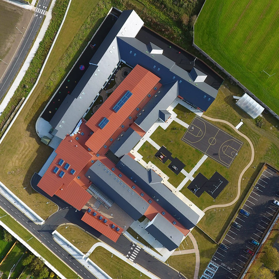 Education Cjfa Architecture St  Martins Special School Waterford Education Square