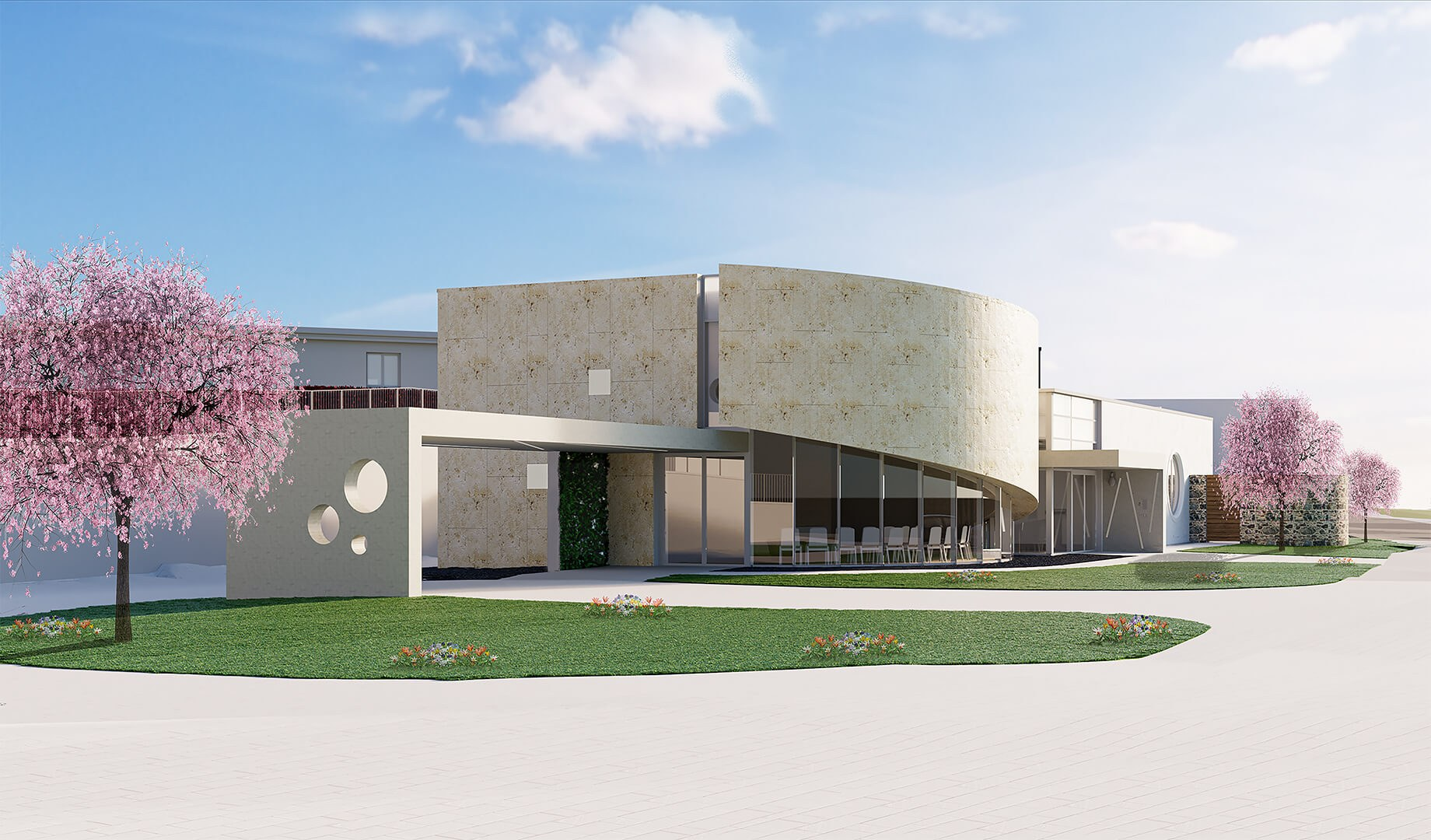 Health Social Care Cjfa Architecture Wuh Mortuary Ardkeen Waterford 2020 1