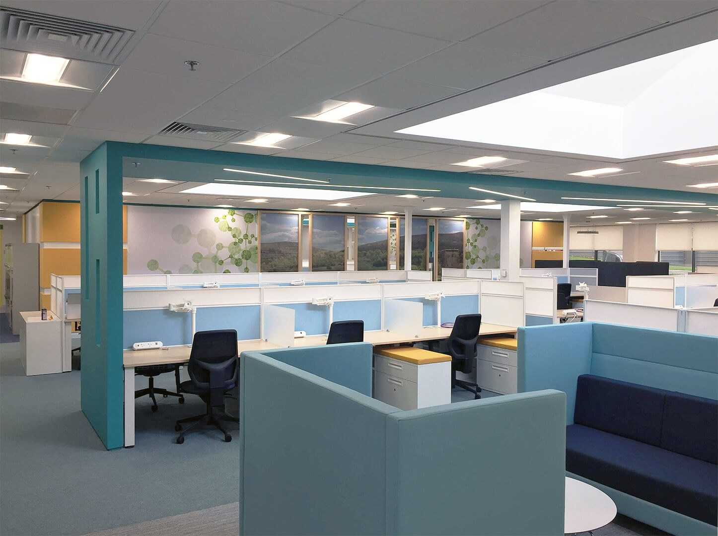Merck Sharp & Dohme (MSD) Ballydine, Clonmel, Co. Tipperary, Ireland - Expansion Fit-Out