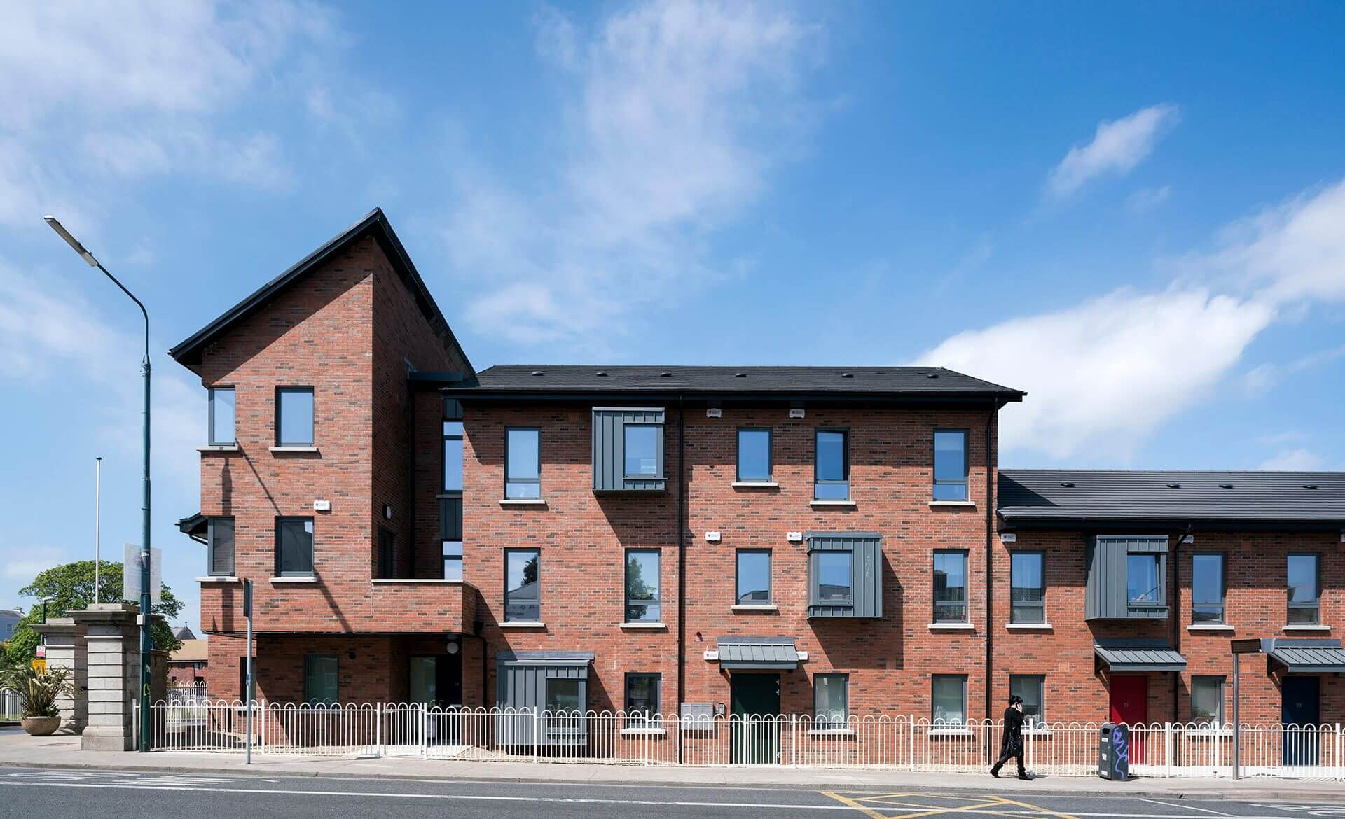 Residential Cjfa Architecture Greenmount Close Harolds Cross Dublin 1