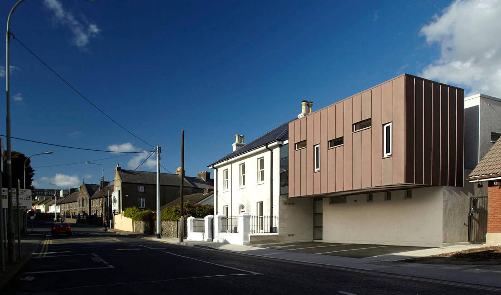 Slider Image Conservation Regeneration Residential Cjfa Architecture Svp Mc Gwire House Waterford