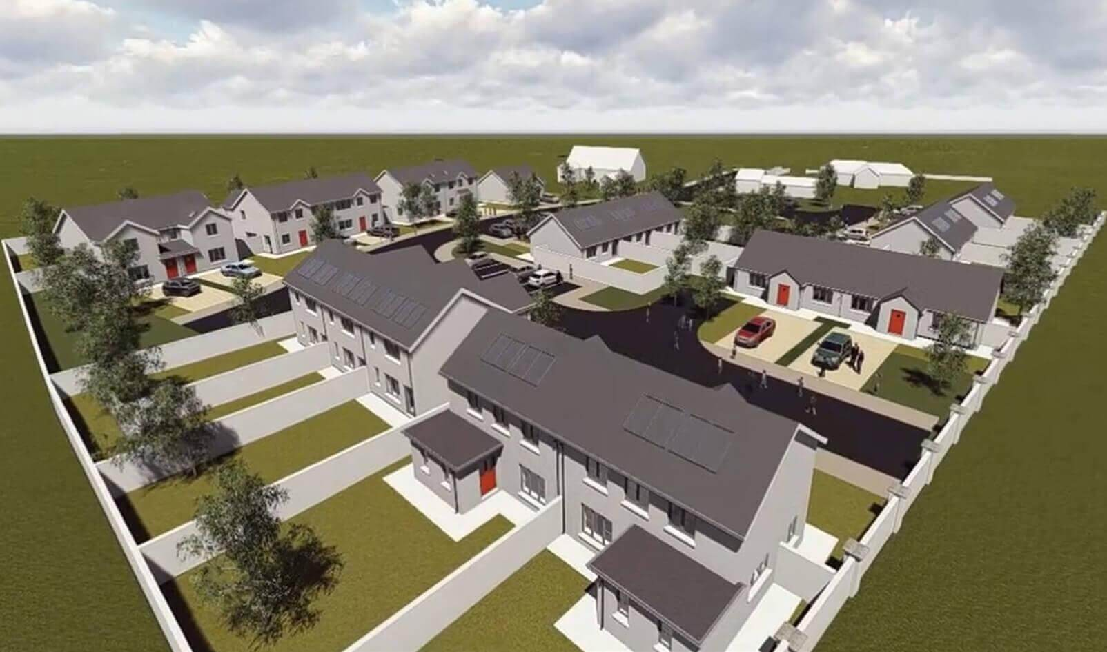 Slider Image Residential Cjfa Architecture Housing Ballinroad Dungarvan Co  Waterford